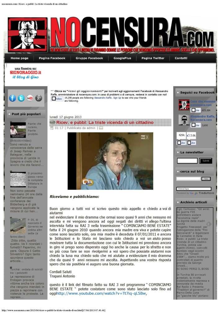 nocensura.com_ Ricev. e pubbl_ La triste vicenda di un cittadino_Pagina_1